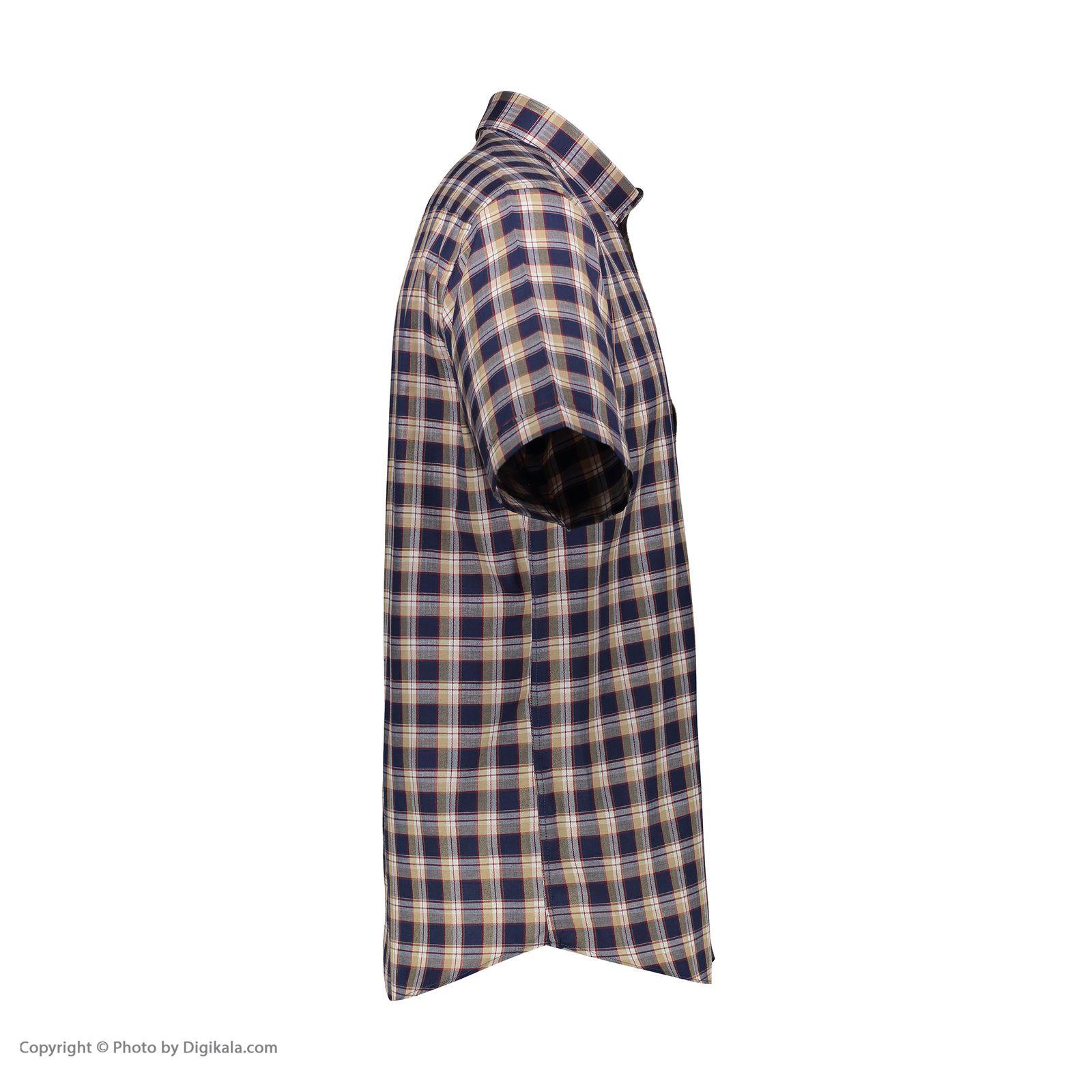 پیراهن مردانه زی مدل 1531227MC -  - 4