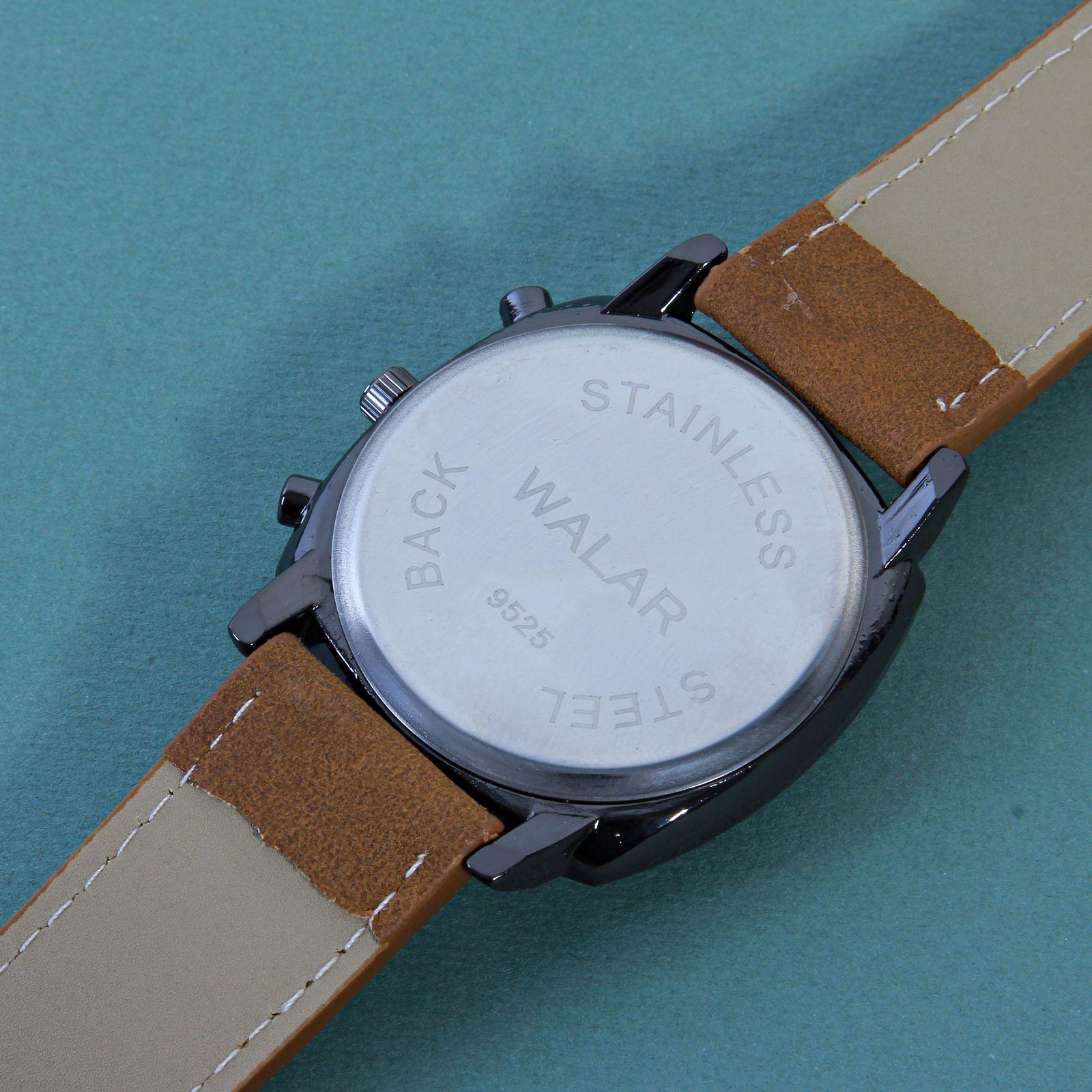 ساعت مچی عقربه ای مردانه والار کد WHM_022 -  - 7