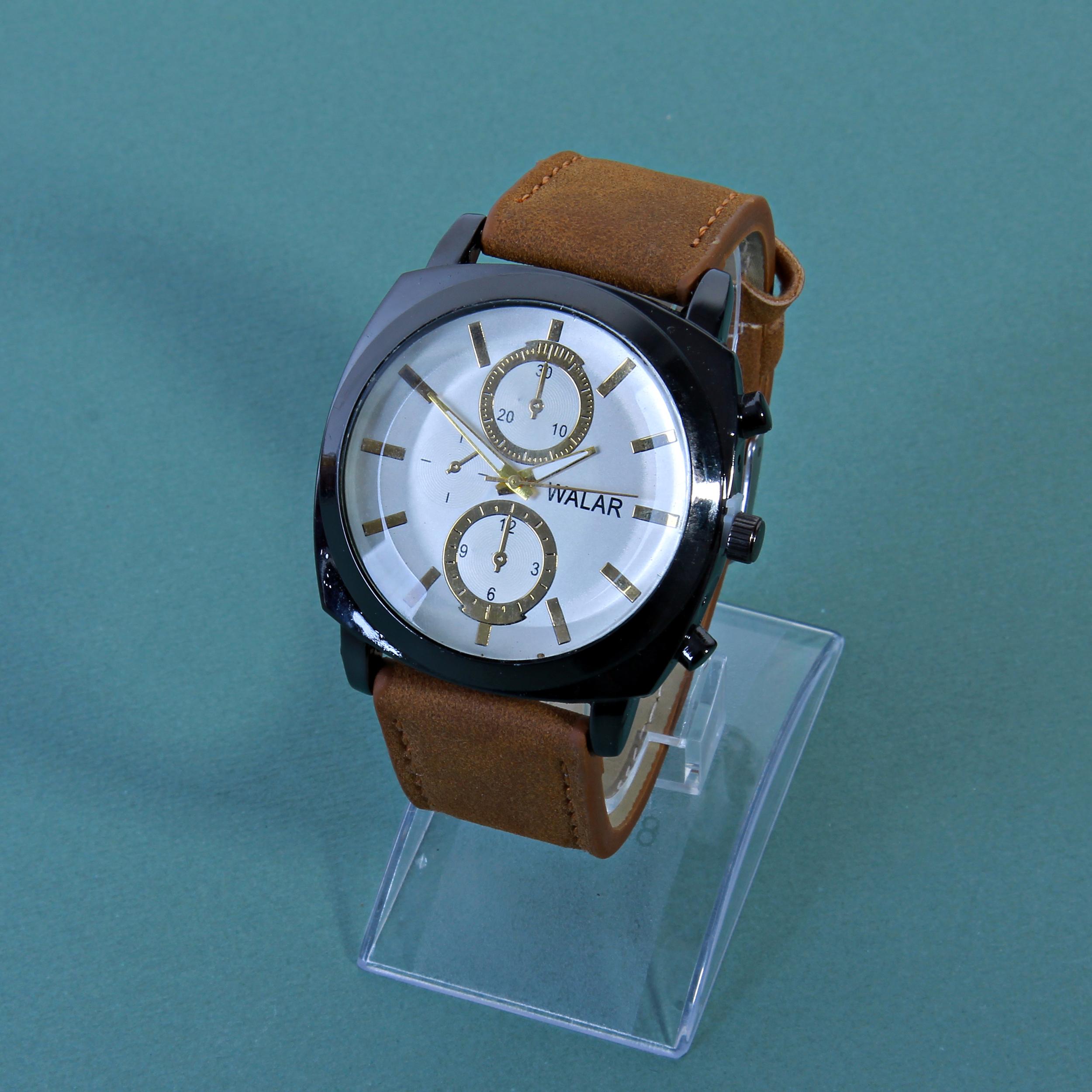 ساعت مچی عقربه ای مردانه والار کد WHM_022 -  - 10