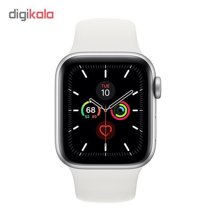 ساعت هوشمند اپل واچ سری 5 مدل 44m Space  Aluminum Case  Sport Band main 1 19