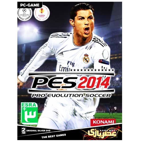 بازی PES 2014 مخصوص pc