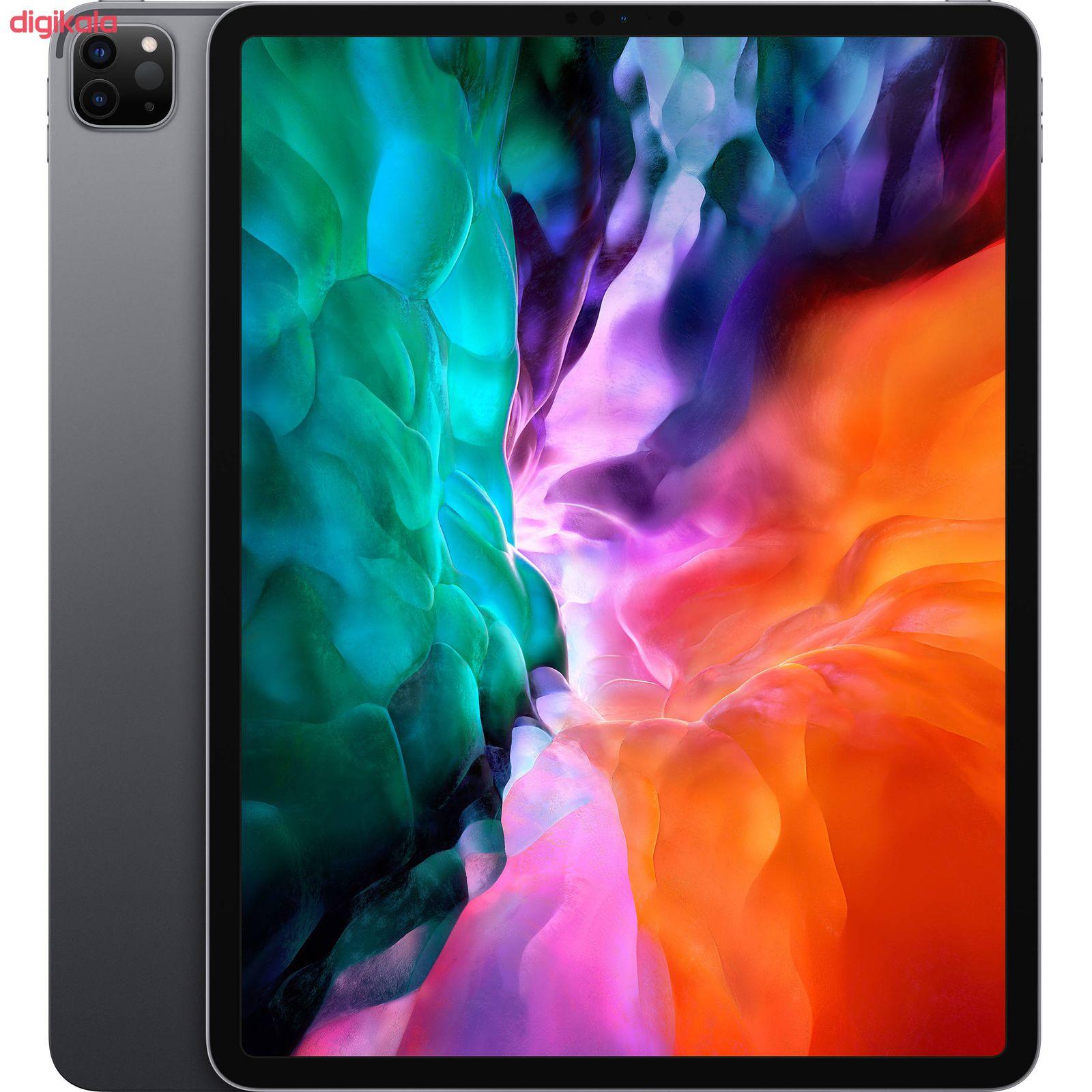 تبلت اپل مدل iPad Pro 2020 12.9 inch WiFi ظرفیت 128 گیگابایت  main 1 1