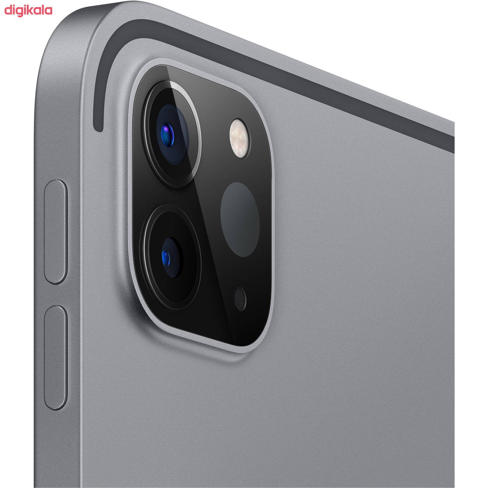 تبلت اپل مدل iPad Pro 2020 12.9 inch WiFi ظرفیت 128 گیگابایت  main 1 4