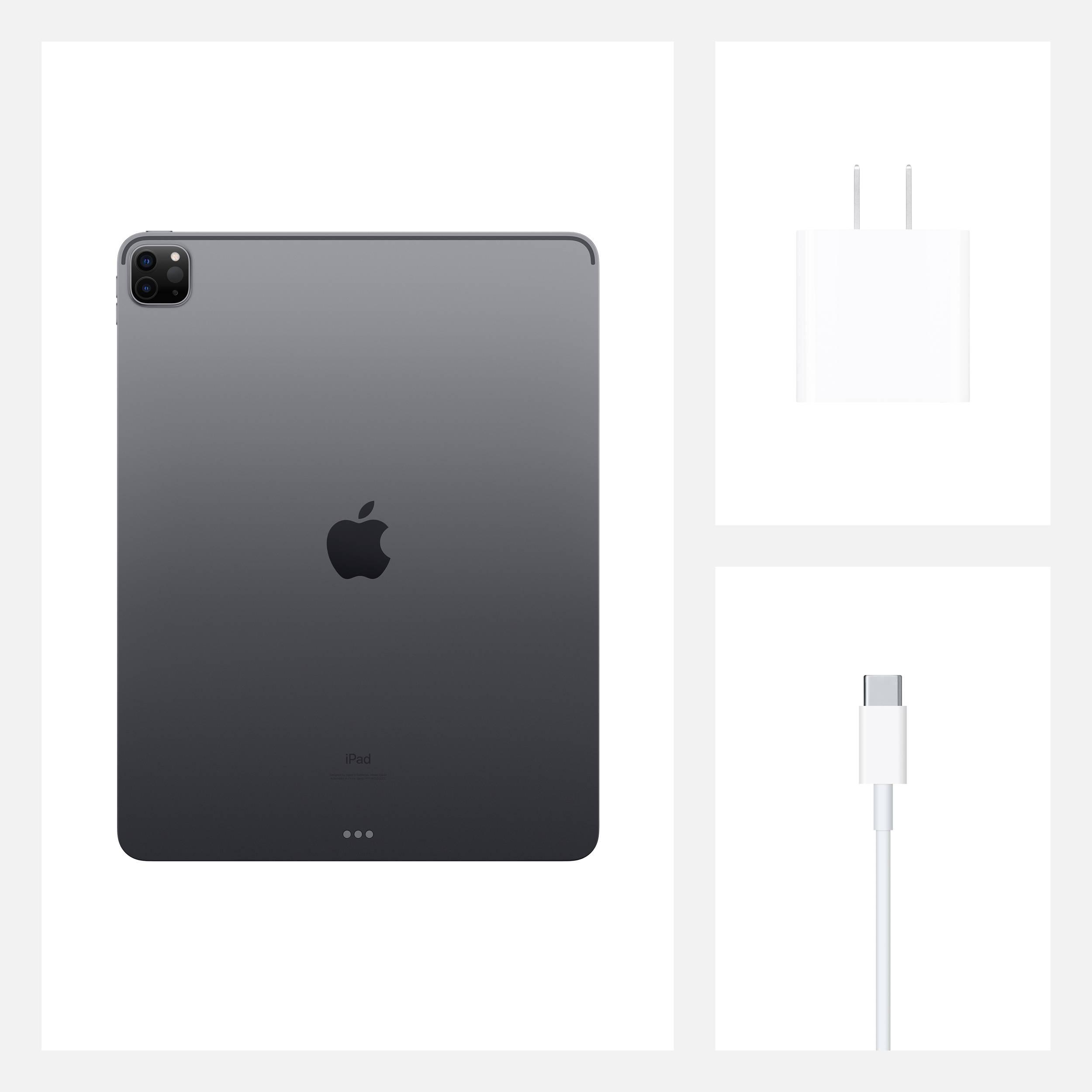تبلت اپل مدل iPad Pro 2020 12.9 inch WiFi ظرفیت 128 گیگابایت  main 1 5