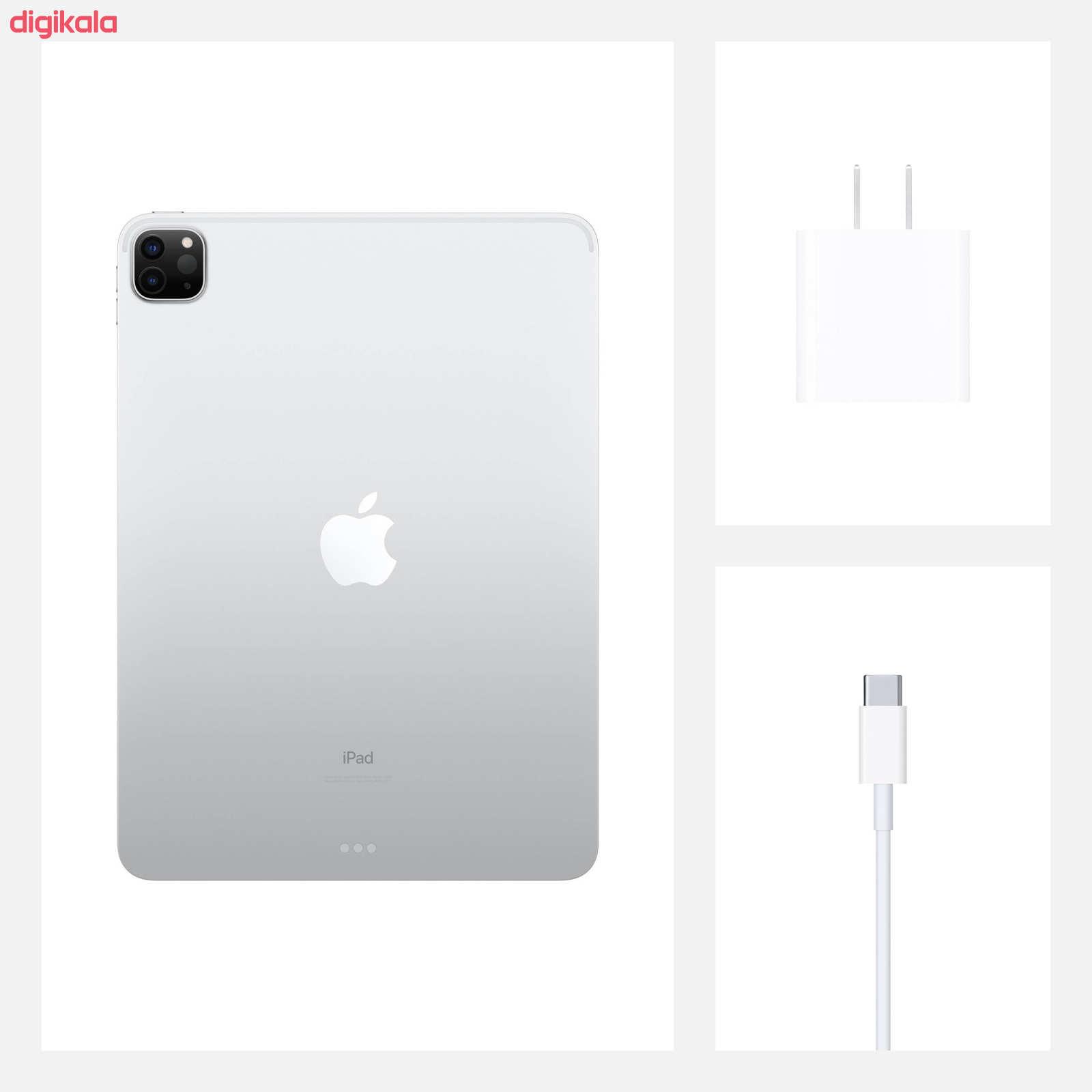 تبلت اپل مدل iPad Pro 2020 12.9 inch WiFi ظرفیت 128 گیگابایت  main 1 11