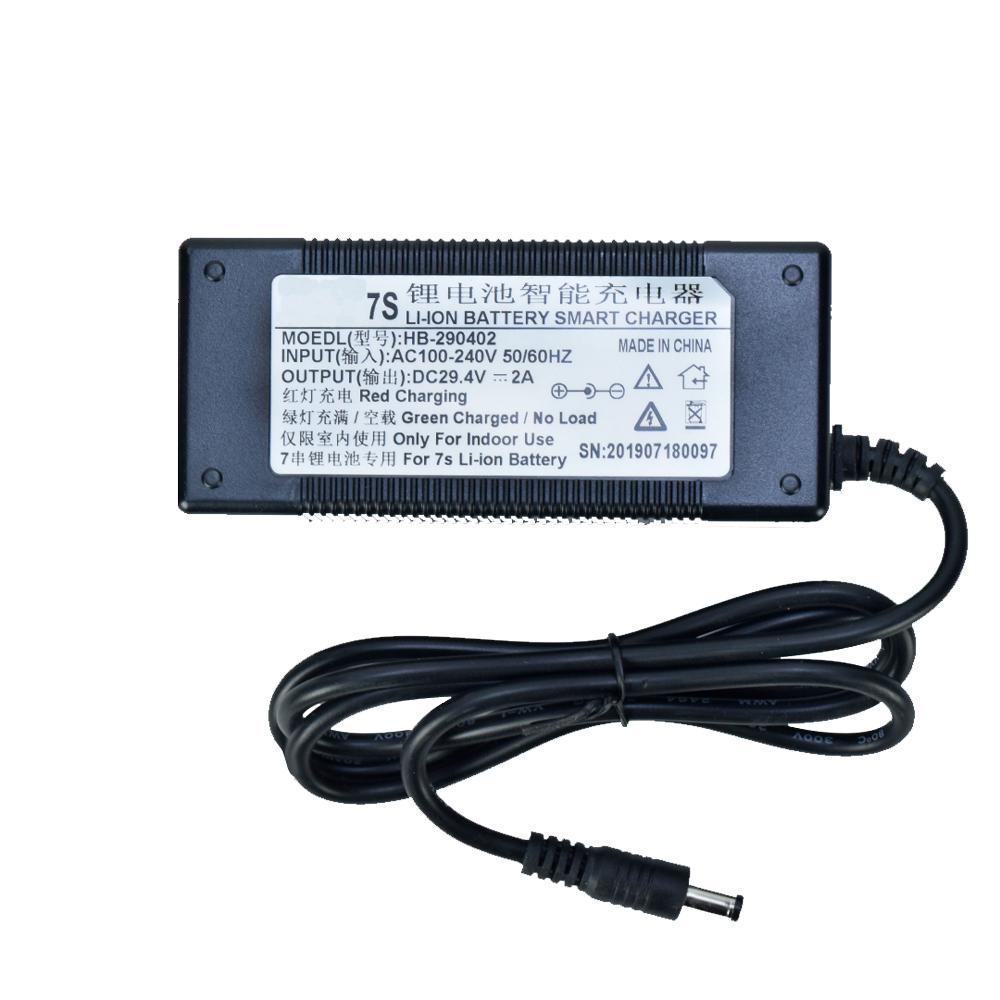 شارژر لپ تاپ 29 ولت 2 آمپر مدل HB-290402