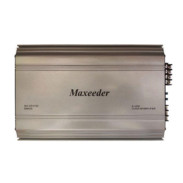 آمپلی فایر خودرو مکسیدر مدل MX-AP400
