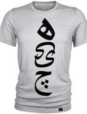 تی شرت مردانه 27  طرح هیچ کد B125 -  - 1