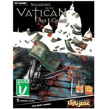 بازی SHADOW OF VATICAN مخصوص pc