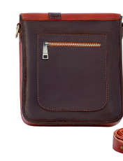 کیف دوشی مردانه مدل هیچ کد Hgh -  - 4
