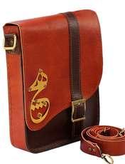 کیف دوشی مردانه مدل هیچ کد Hgh -  - 5