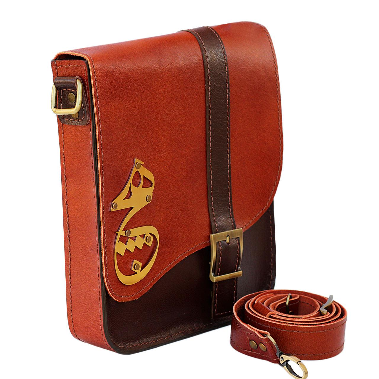 کیف دوشی مردانه مدل هیچ کد Hgh -  - 6