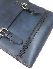 کیف دوشی چرم بارثاوا کد 1219L -  - 5