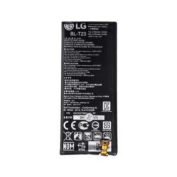 باتری موبایل مدل BL-T23 ظرفیت 2500 میلی آمپر ساعت مناسب برای گوشی موبایل ال جی X CAM