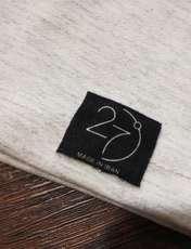 تیشرت آستین کوتاه زنانه 27 طرح حرف ف مدل J03 -  - 3