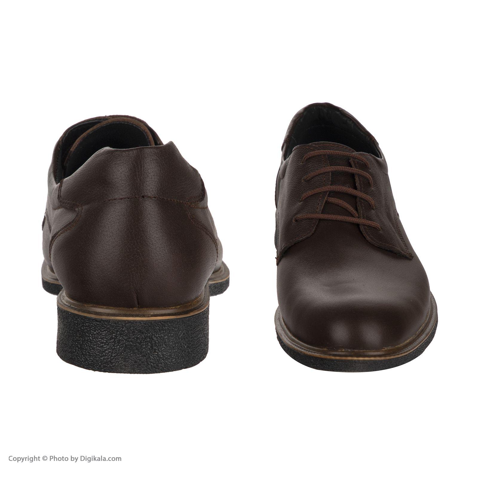کفش مردانه سوته مدل 4870L503104 -  - 5