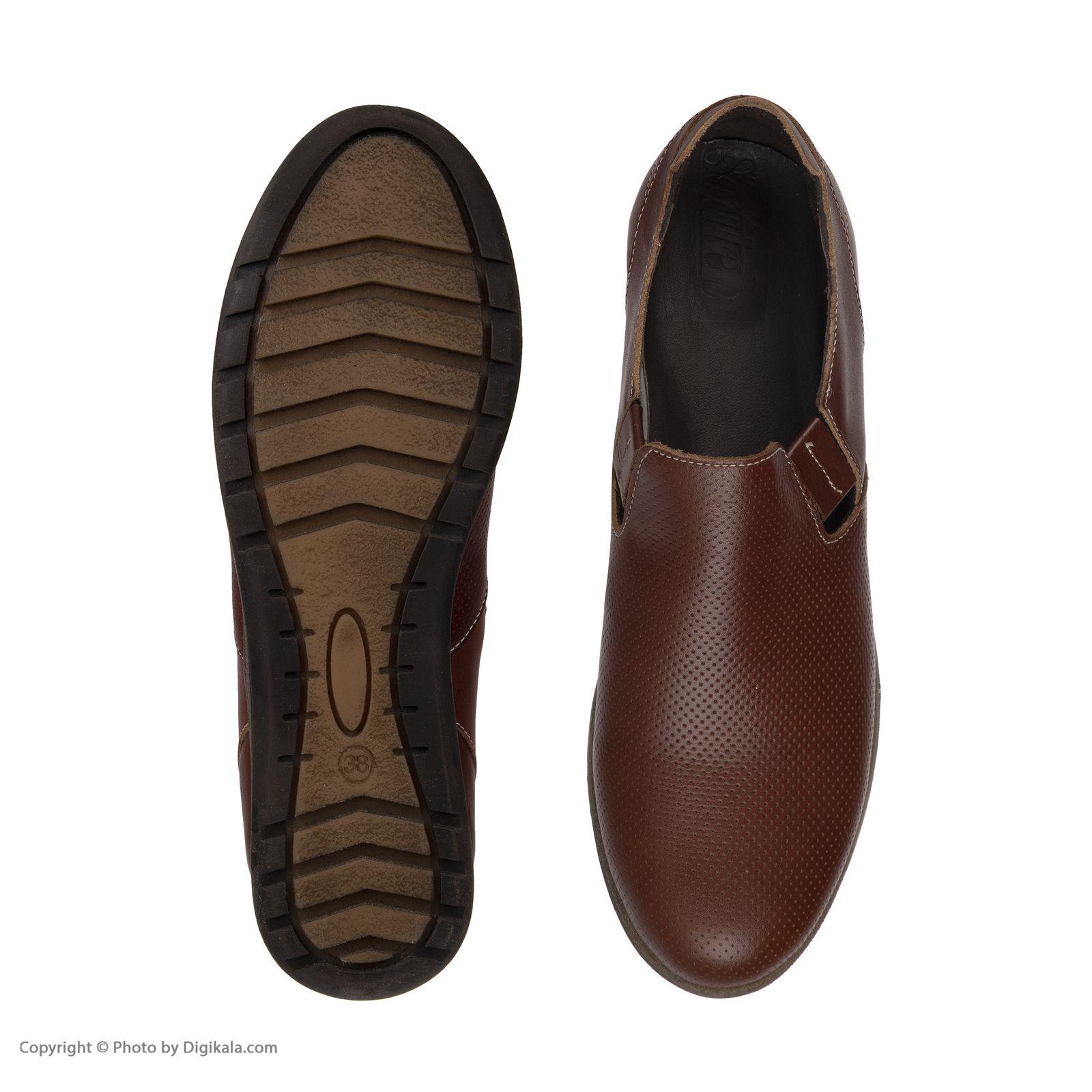 کفش روزمره زنانه سوته مدل 2958B500136 -  - 4