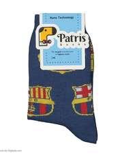 جوراب بچگانه پاتریس طرح بارسا مدل 2271197-77 -  - 4