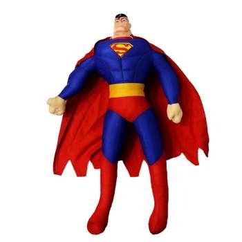 عروسک طرح سوپرمن کد S55 ارتفاع 50 سانتی متر