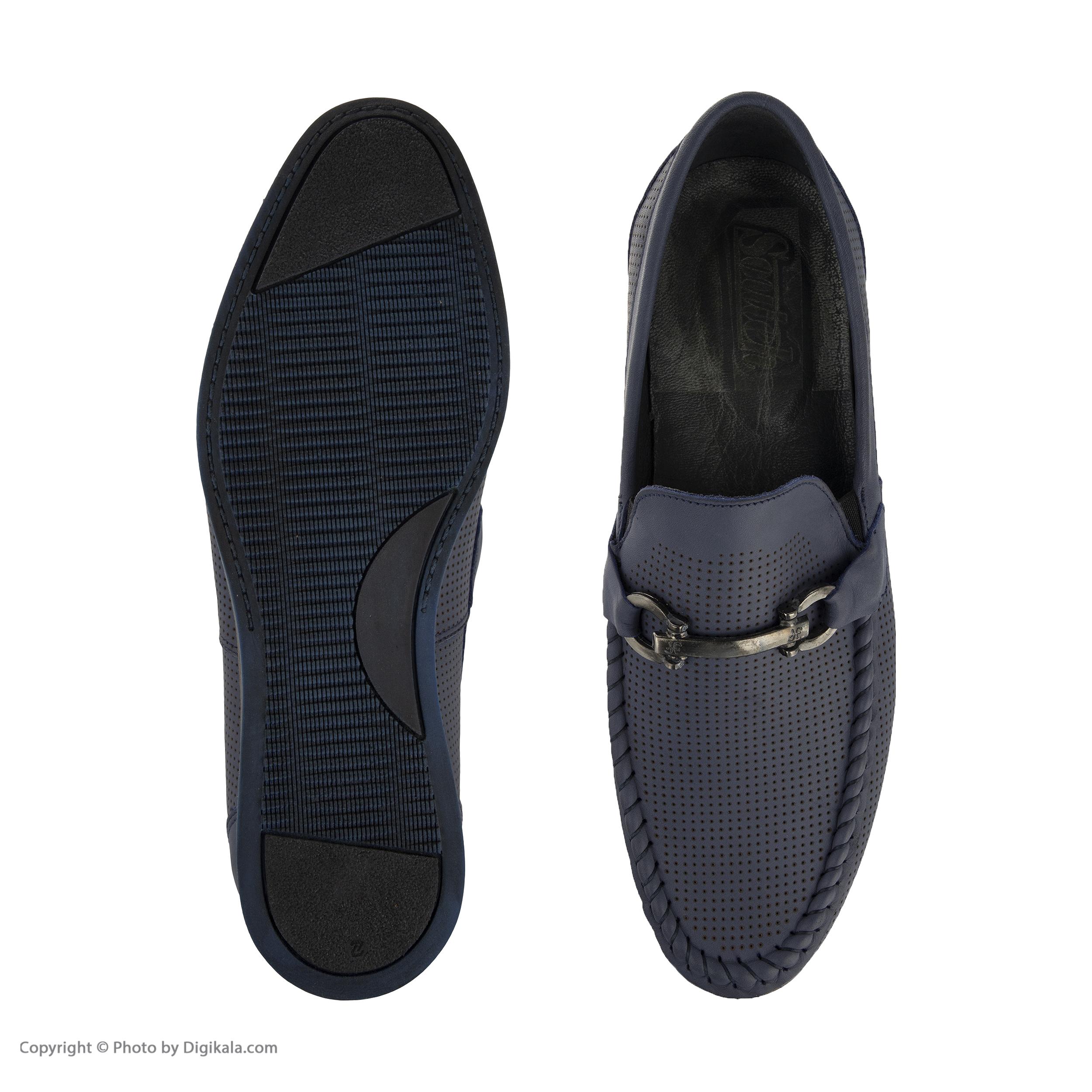کفش روزمره مردانه سوته مدل 5014A503103 -  - 4