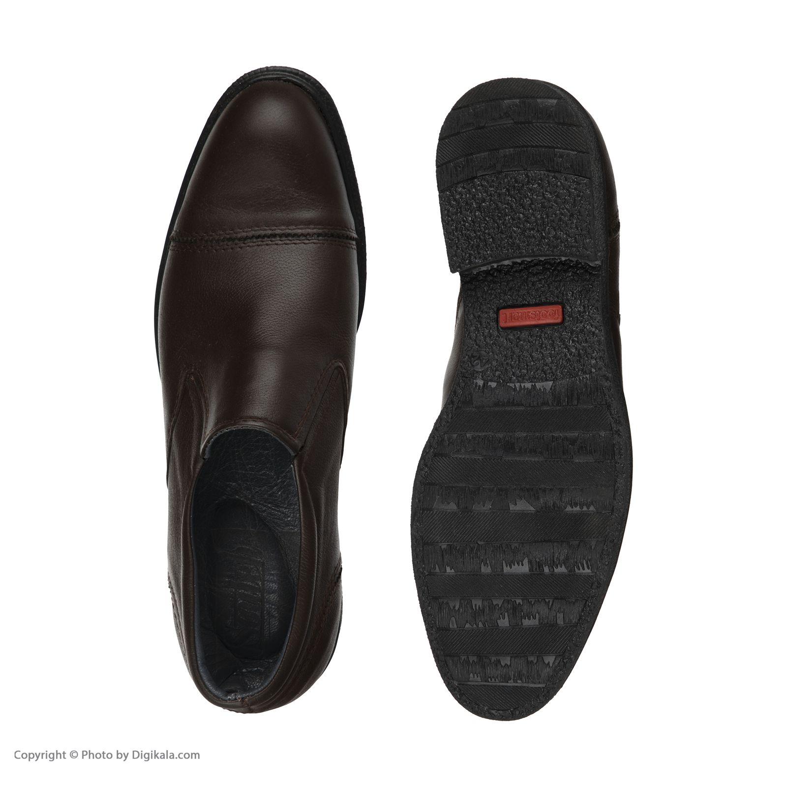 کفش مردانه سوته مدل 4870E503104 -  - 5