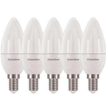 لامپ ال ای دی 8 وات کملیون مدل STA1 پایه E14 بسته 5 عددی