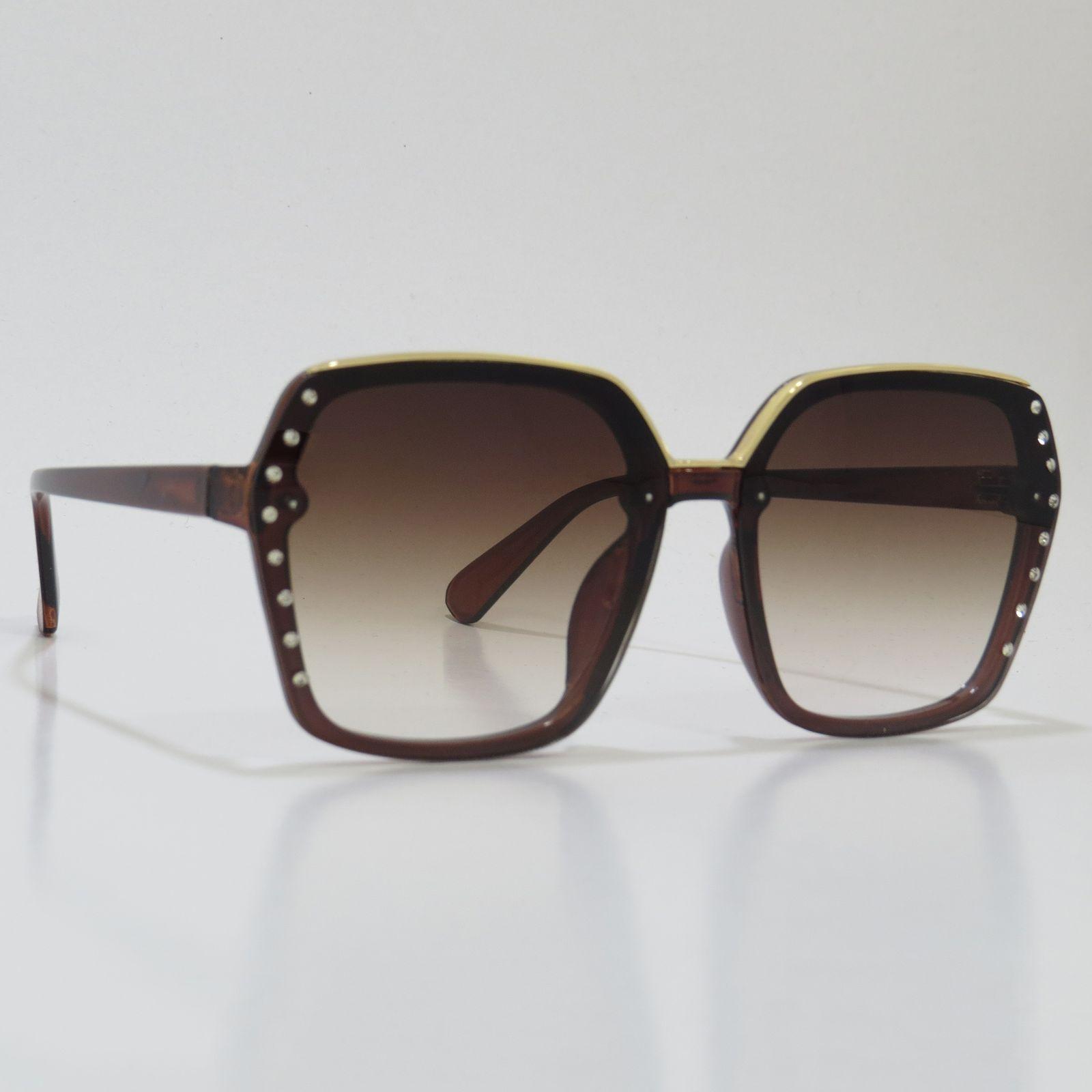 عینک آفتابی زنانه مدل B81001 -  - 4