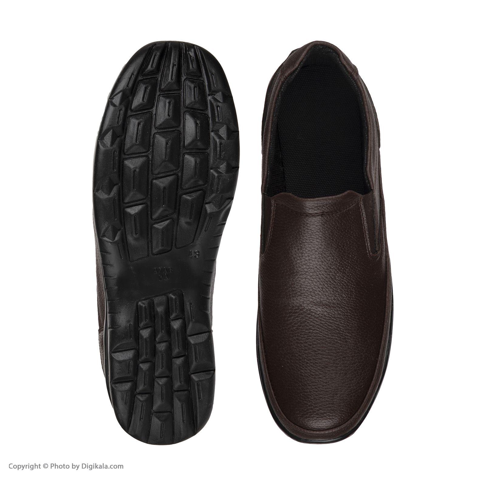 کفش روزمره مردانه مدل k.baz.073 -  - 5
