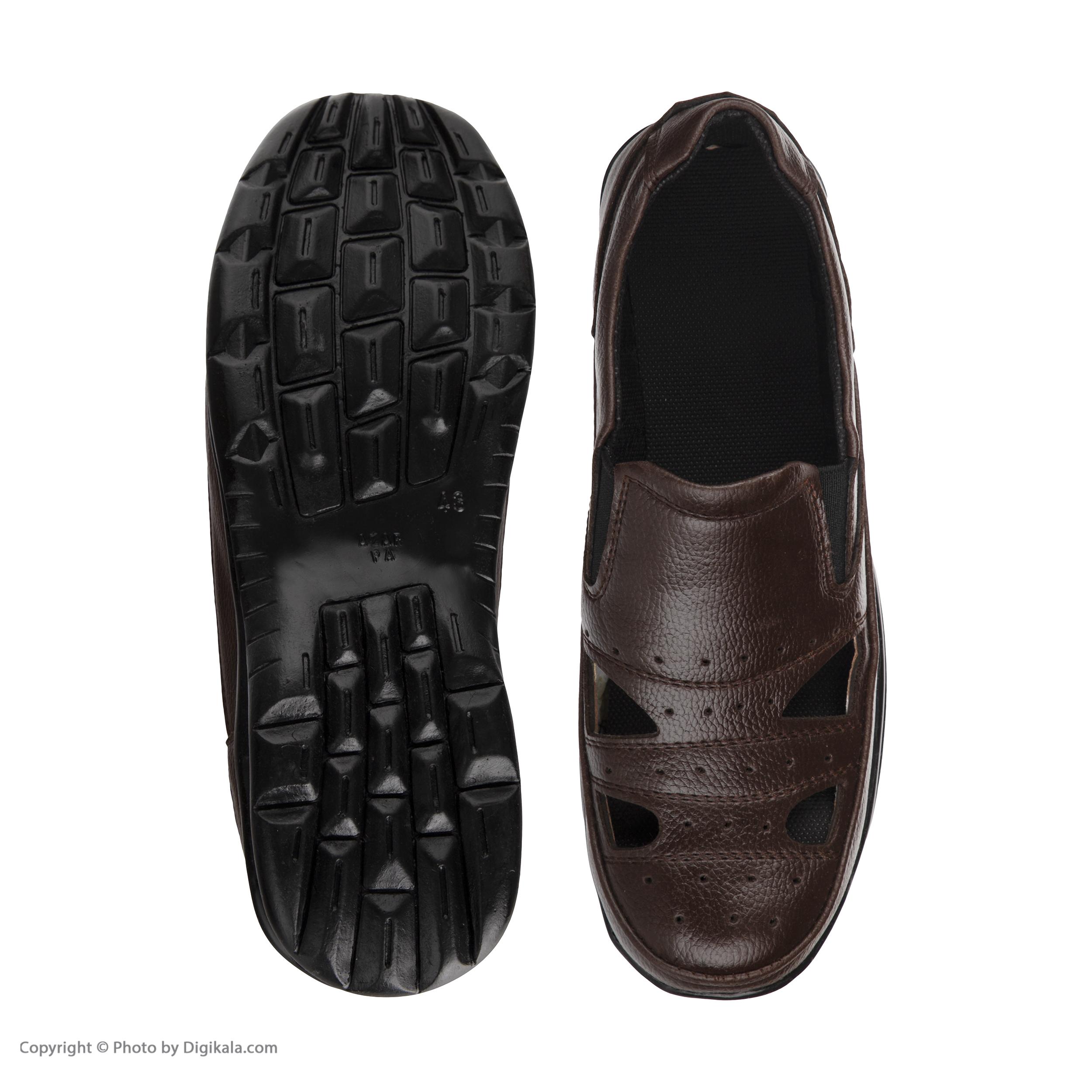 کفش روزمره مردانه مدل k.baz.076 -  - 5