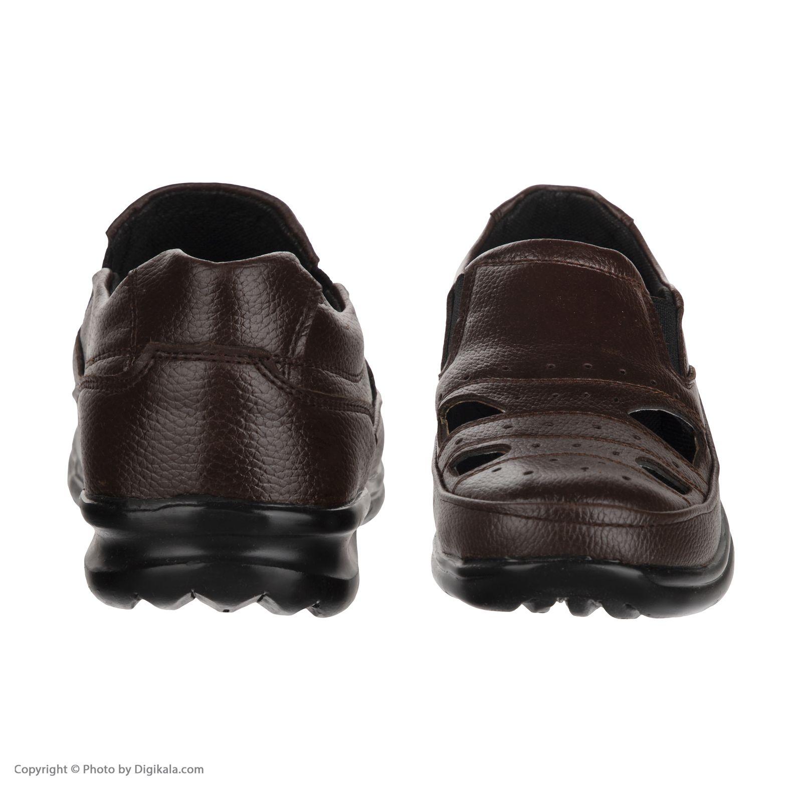 کفش روزمره مردانه مدل k.baz.076 -  - 4