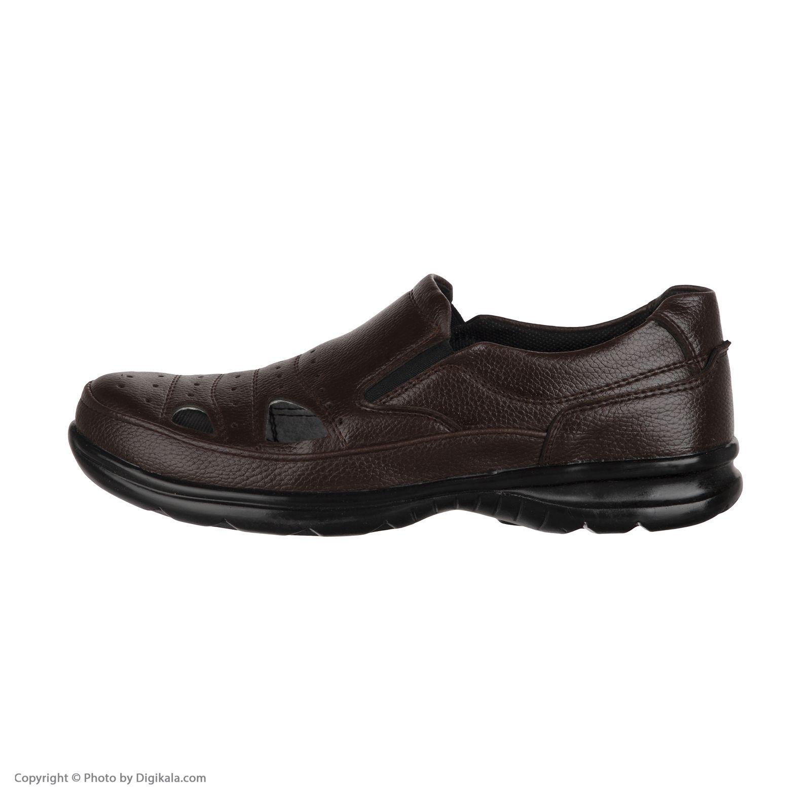 کفش روزمره مردانه مدل k.baz.076 -  - 3