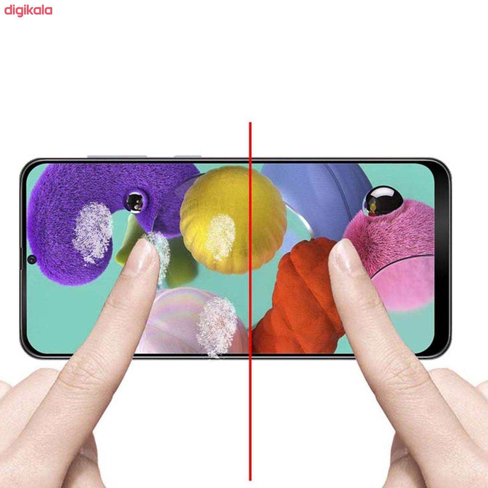 محافظ صفحه نمایش مدل e63 مناسب برای گوشی موبایل سامسونگ Galaxy A50/A30s/A50s  main 1 3