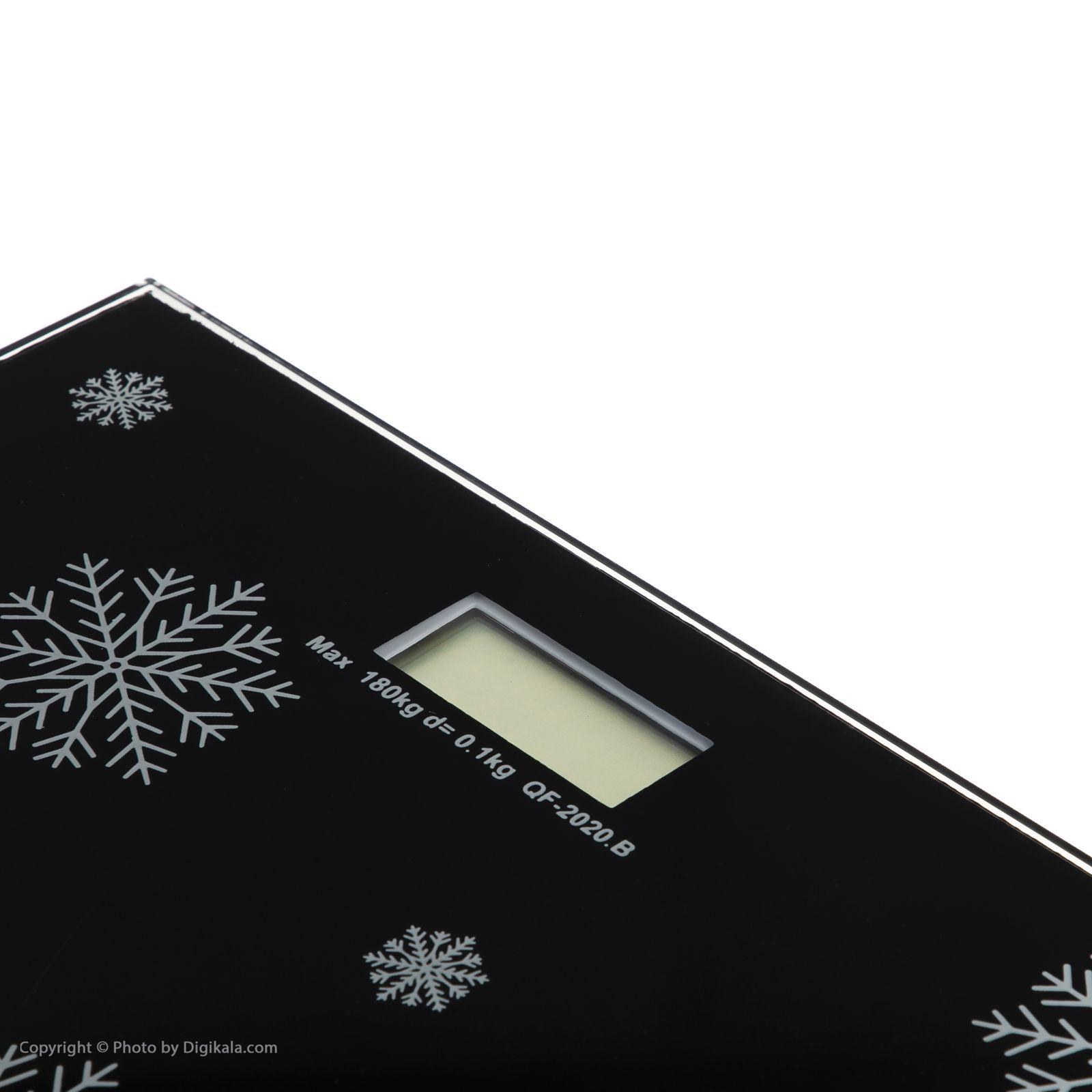 ترازو دیجیتال کمری مدل B Snow -  - 6