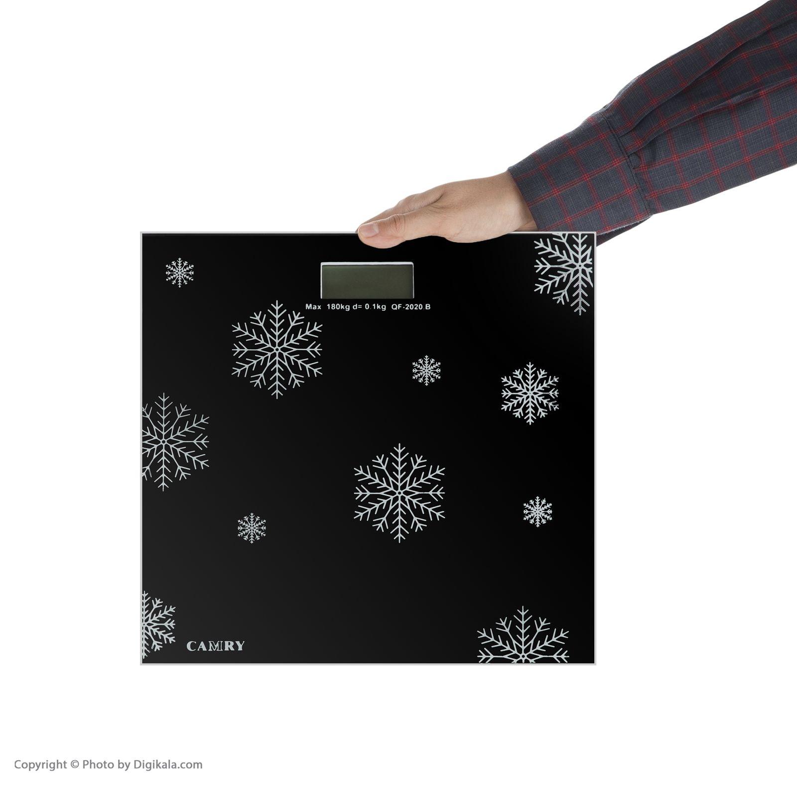 ترازو دیجیتال کمری مدل B Snow -  - 4