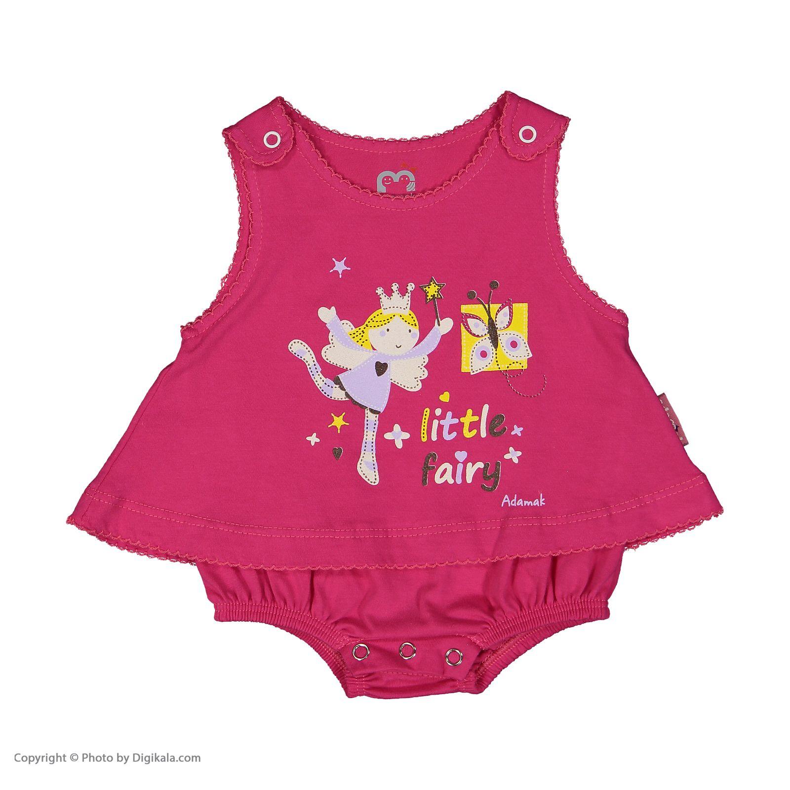 سرهمی نوزادی دخترانه آدمک مدل 2171108-88 -  - 4