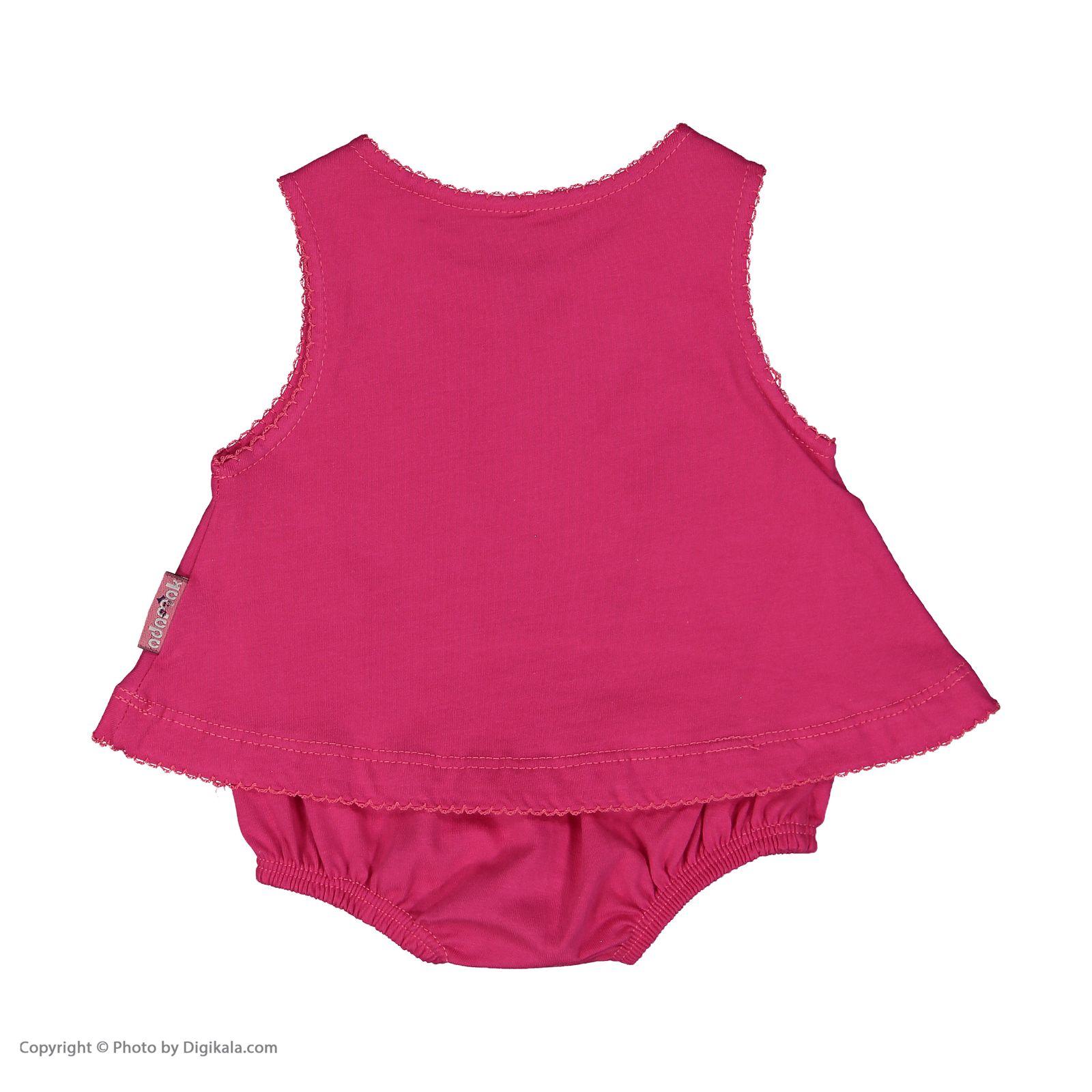 سرهمی نوزادی دخترانه آدمک مدل 2171108-88 -  - 5