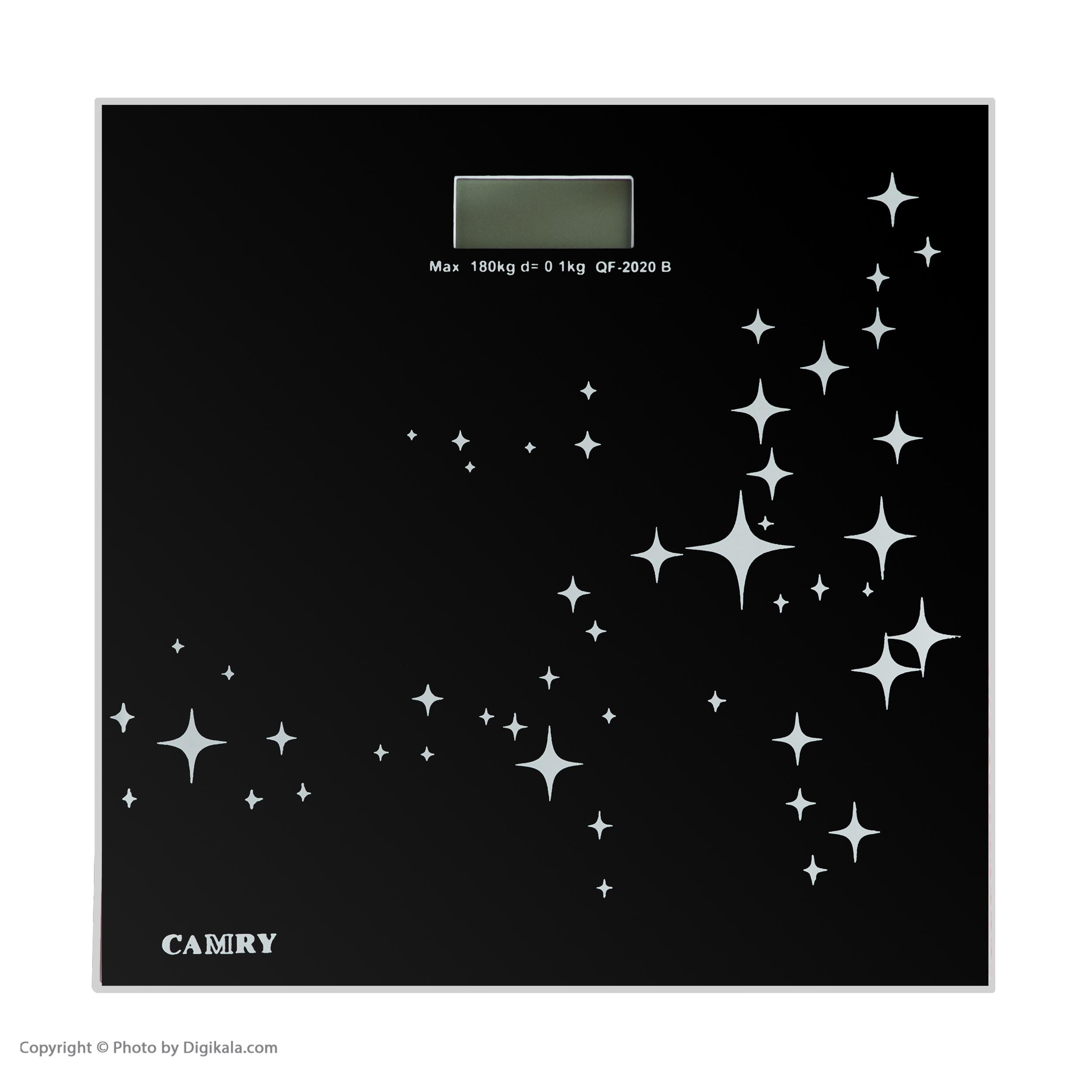 ترازو دیجیتال کمری مدل B Star -  - 1