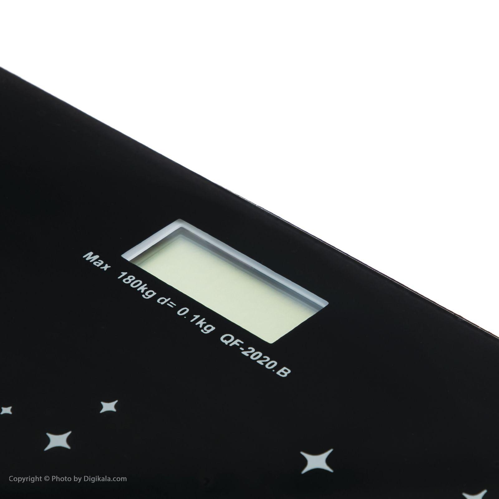 ترازو دیجیتال کمری مدل B Star -  - 4