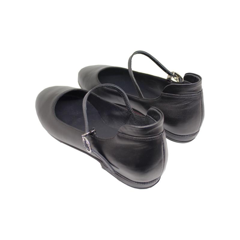 کفش زنانه چرم آرا مدل sh013