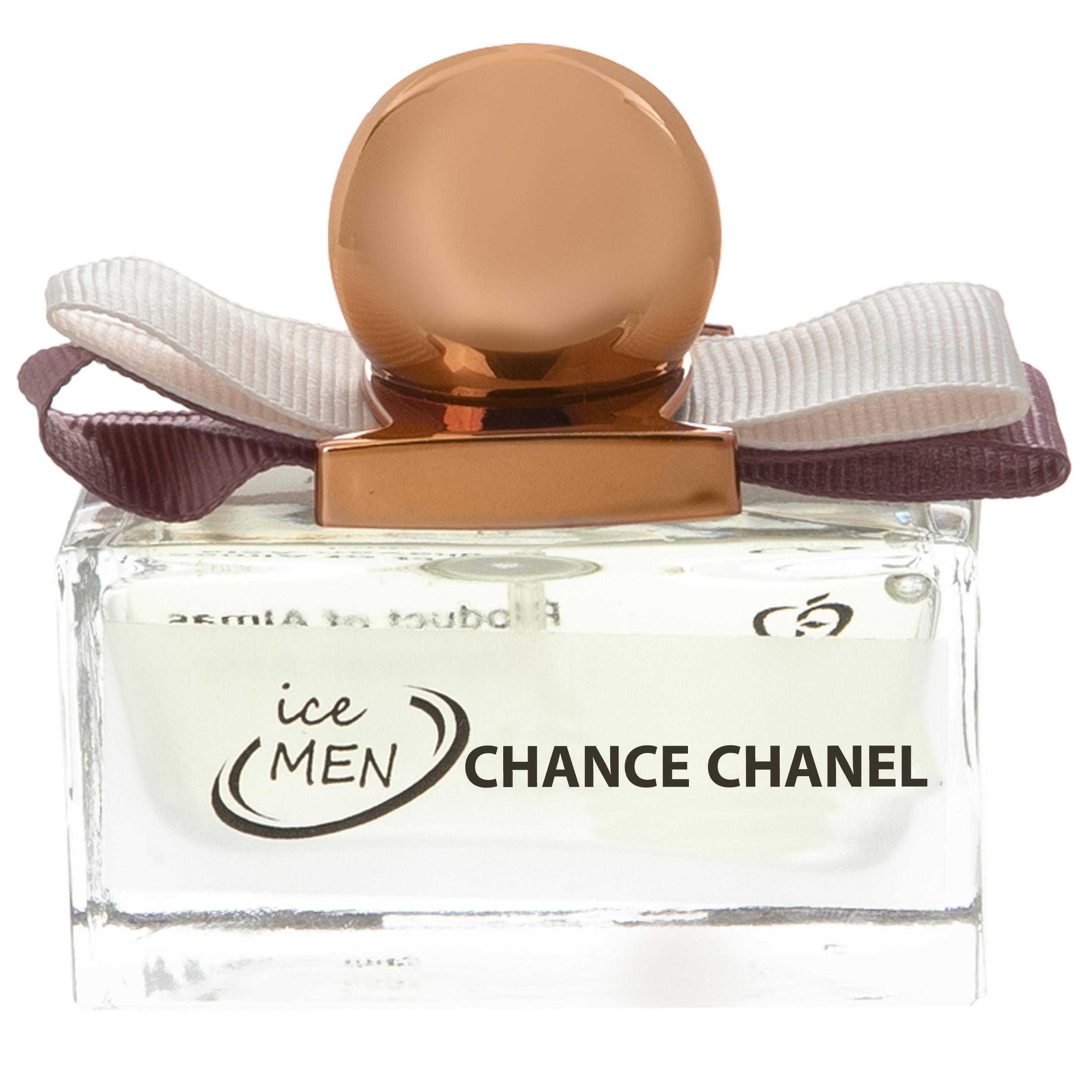 ادو پرفیوم زنانه آیس من مدل CHANCE CHANEL حجم 30 میلی لیتر