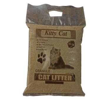 خاک بستر گربه کیتی کت مدل kity_10 وزن ۱۰ کیلوگرم