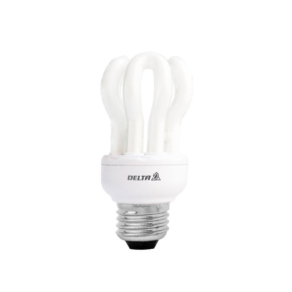 لامپ کم مصرف 11 وات دلتا مدل لوتوس پایه E27