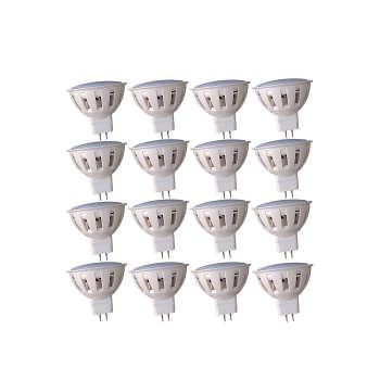 لامپ هالوژن 5 وات مدل MSH بسته 16 عددی