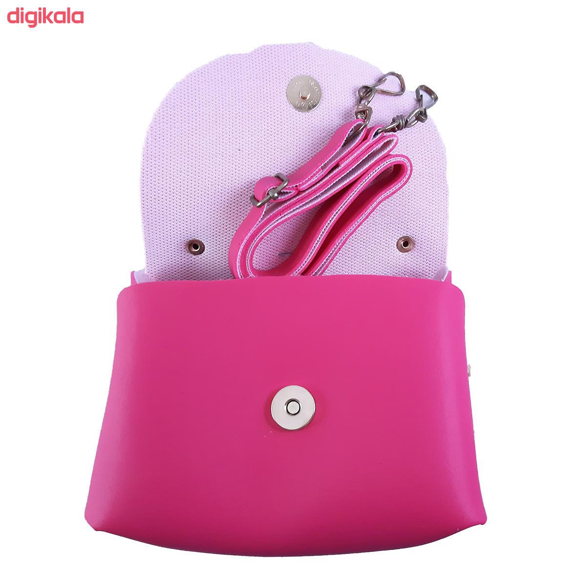 کیف دوشی دخترانه مدل n090 main 1 1