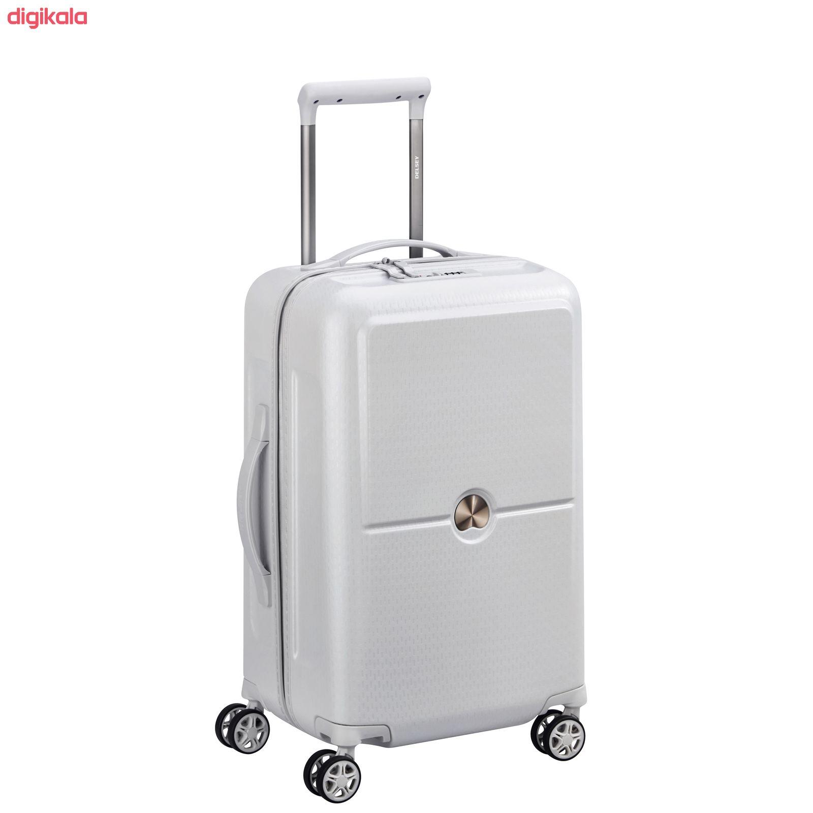 چمدان دلسی مدل TURENNE کد 1621801 سایز کوچک main 1 7