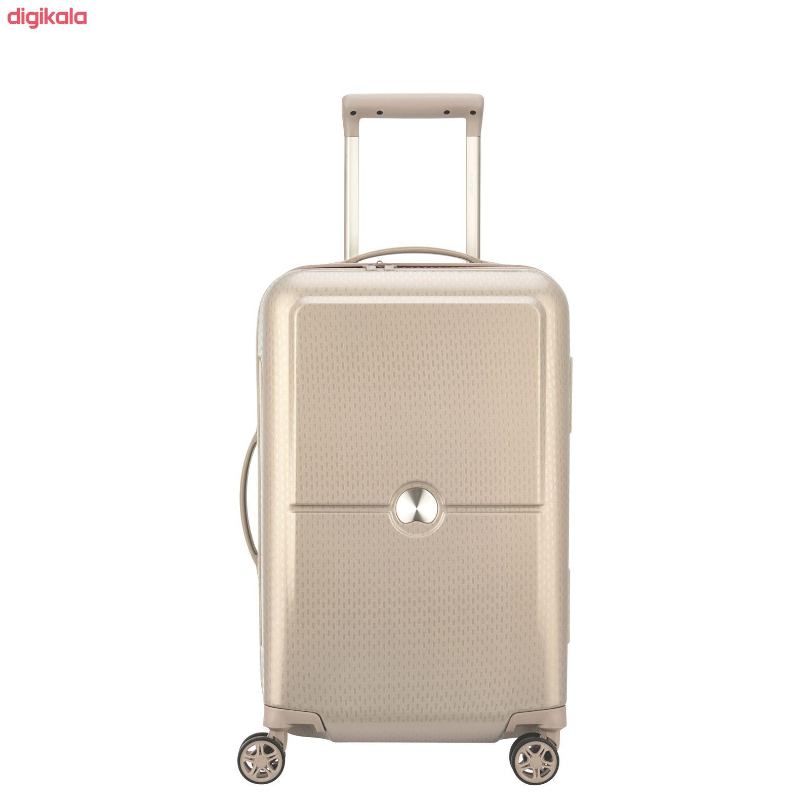 چمدان دلسی مدل TURENNE کد 1621801 سایز کوچک main 1 1