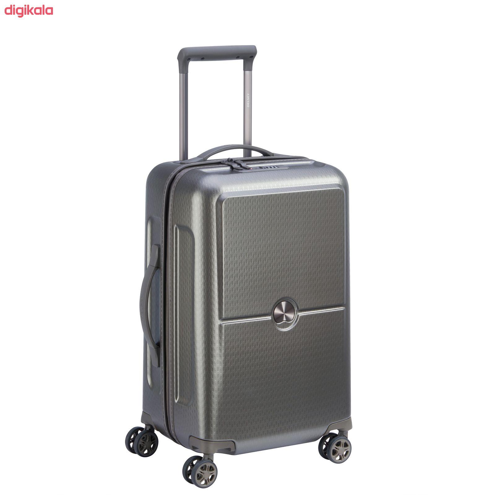 چمدان دلسی مدل TURENNE کد 1621801 سایز کوچک main 1 5