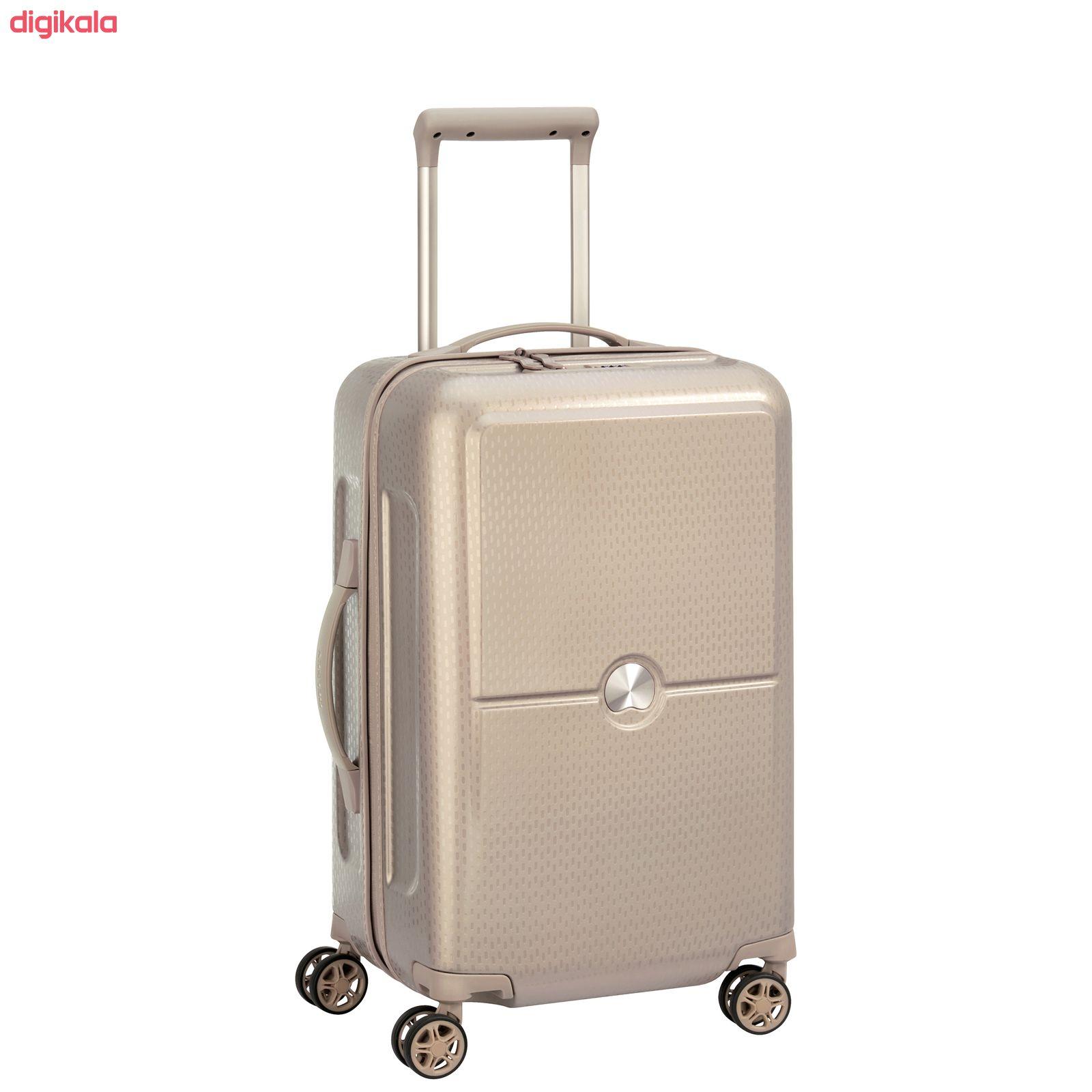 چمدان دلسی مدل TURENNE کد 1621801 سایز کوچک main 1 13