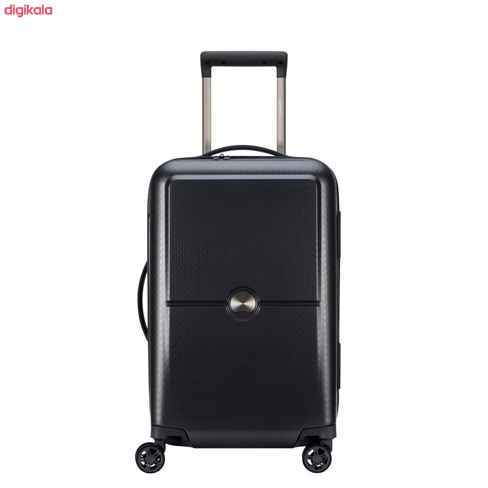 چمدان دلسی مدل TURENNE کد 1621801 سایز کوچک main 1 17
