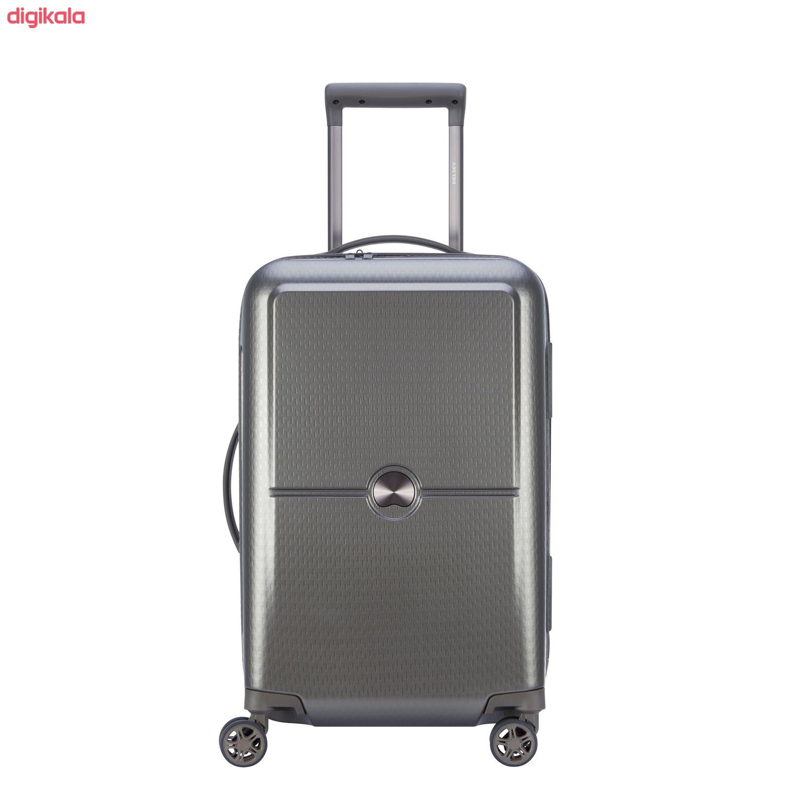 چمدان دلسی مدل TURENNE کد 1621801 سایز کوچک main 1 19